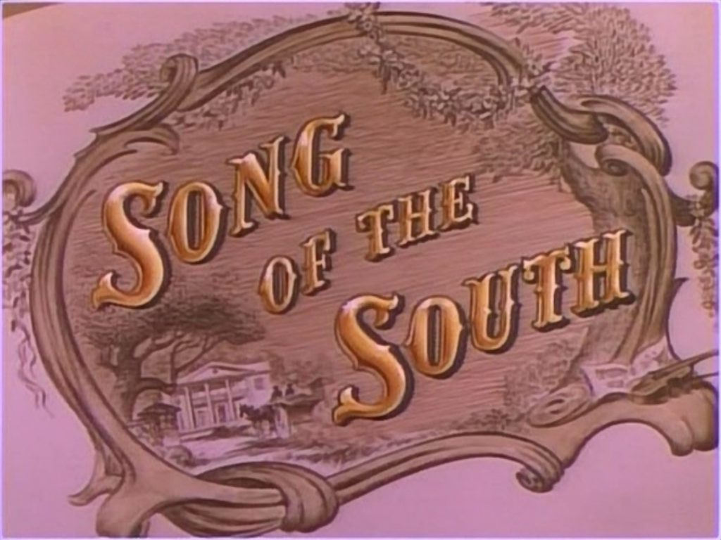 Song of the SOuth title