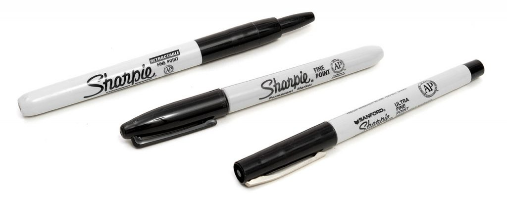 Sharpies. International instruments of devastation and anatomy lessons since 1964.