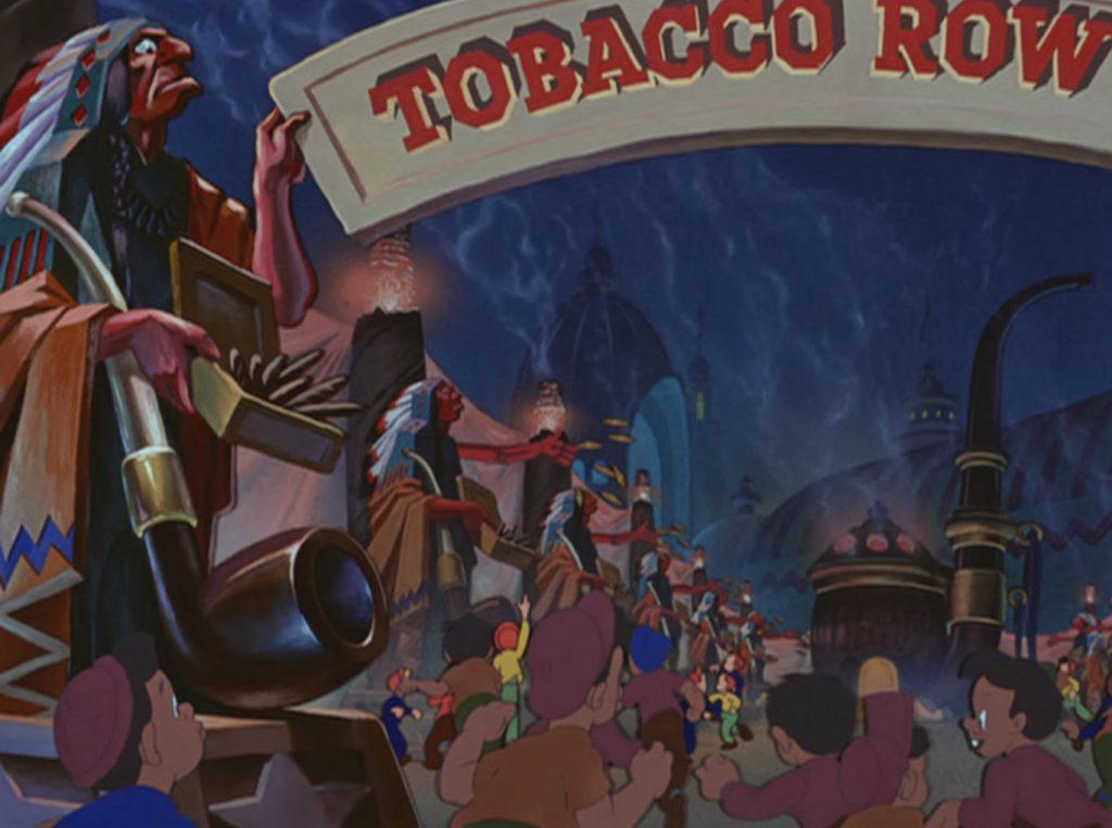tobacco row