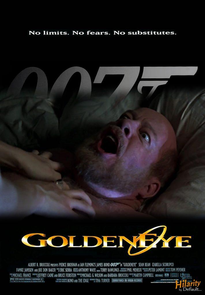 GoldenEye OOCP