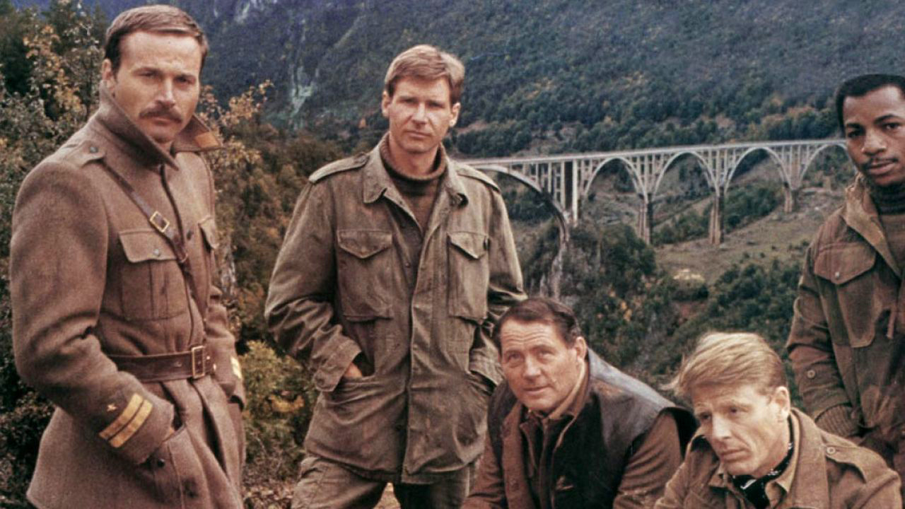 War Movie Force 10 From Navarone 1978 The Digital Archive Force 10 from Navarone