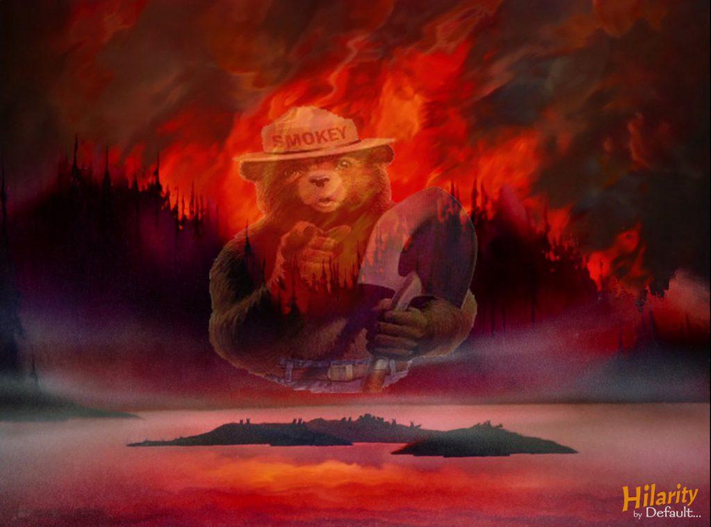 smokey-the-bear