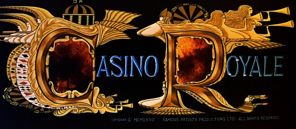 Casino Royale Title CR