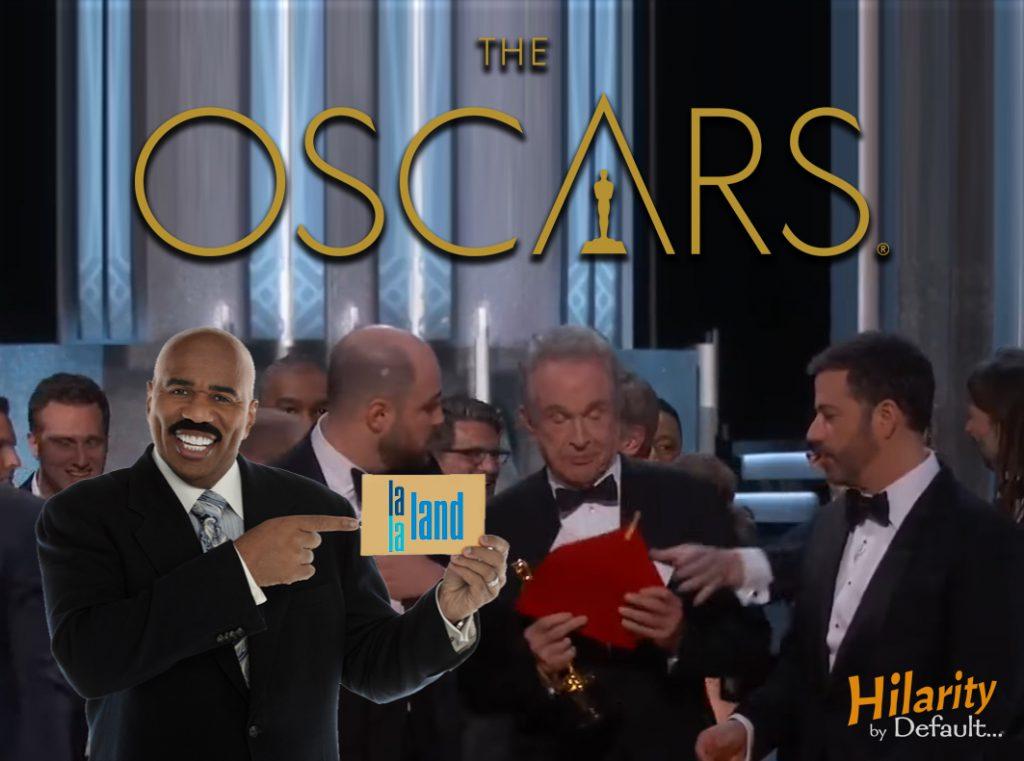 Oscars 2017 OOCP