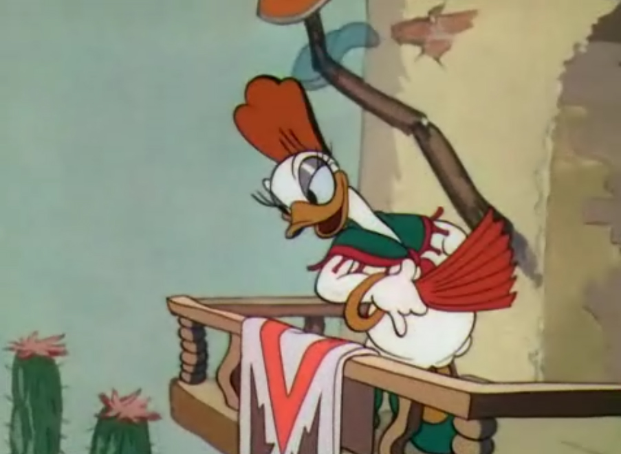 daisy duck don donald