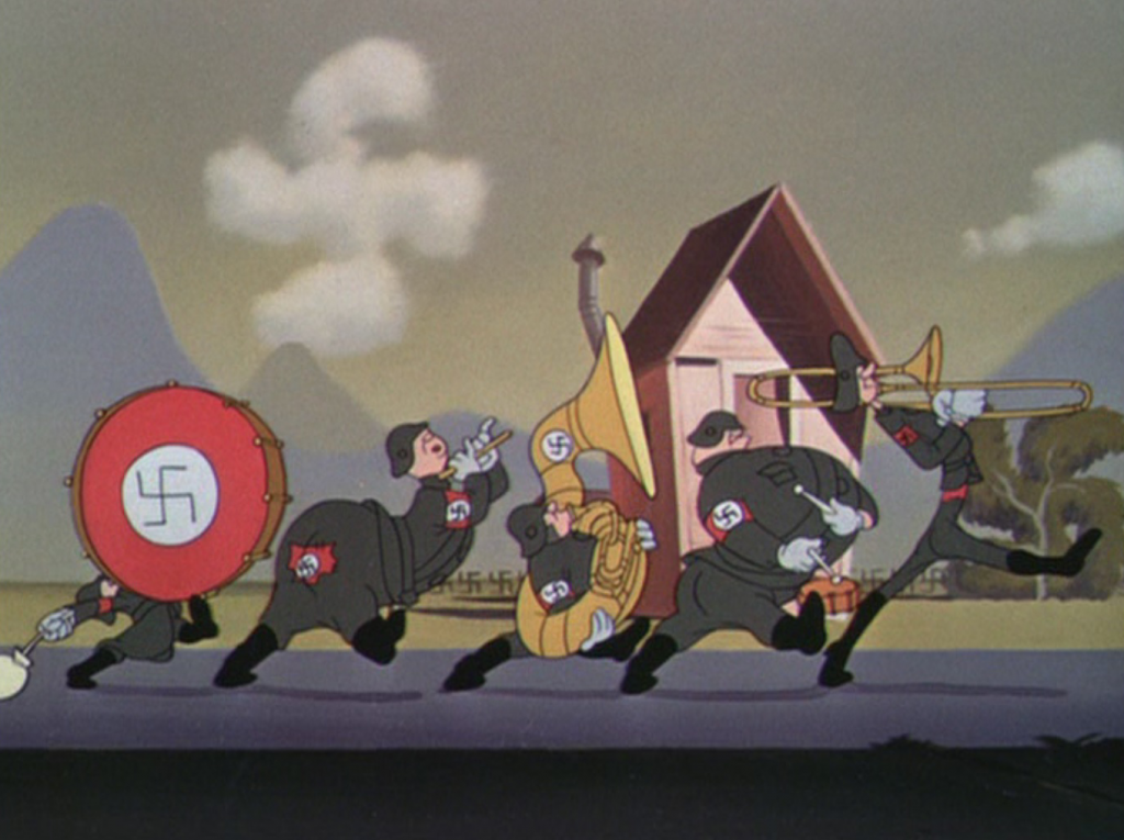 disney swastikas