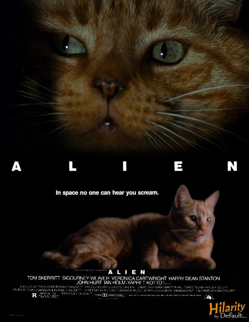 alien OOCP
