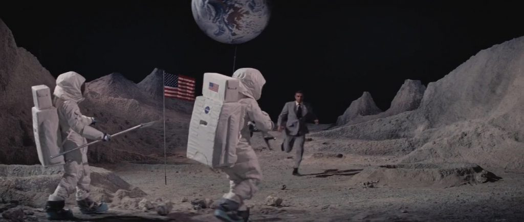 Bond in space