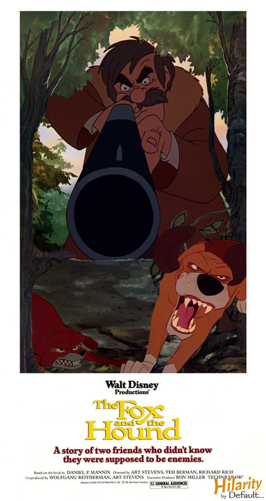 Fox and the Hound OOCP