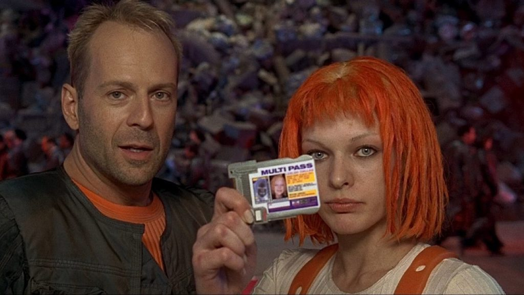 Fifth Element ft