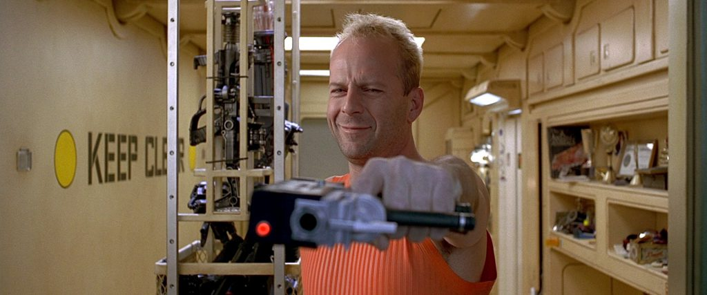 Fifth Element gun