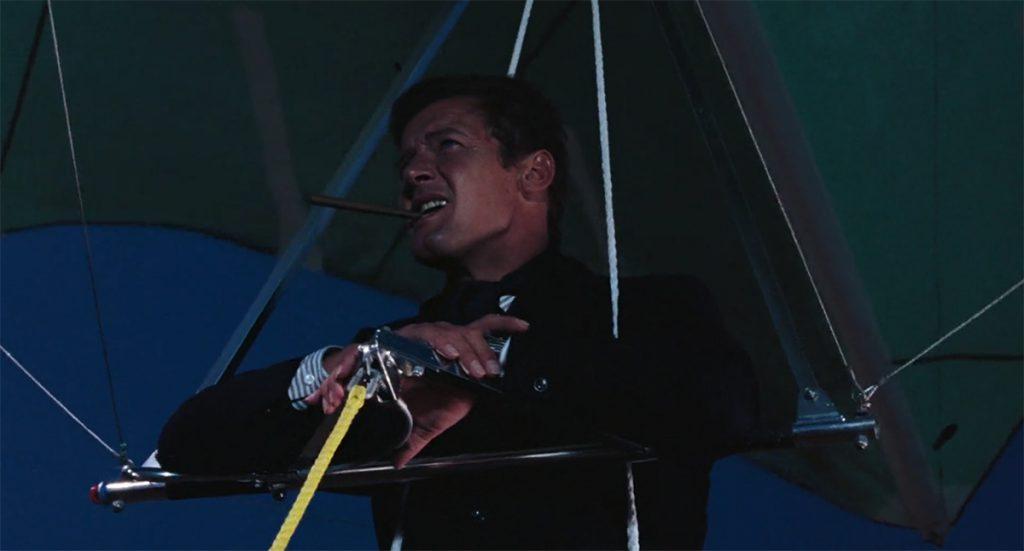 cigar hangglider