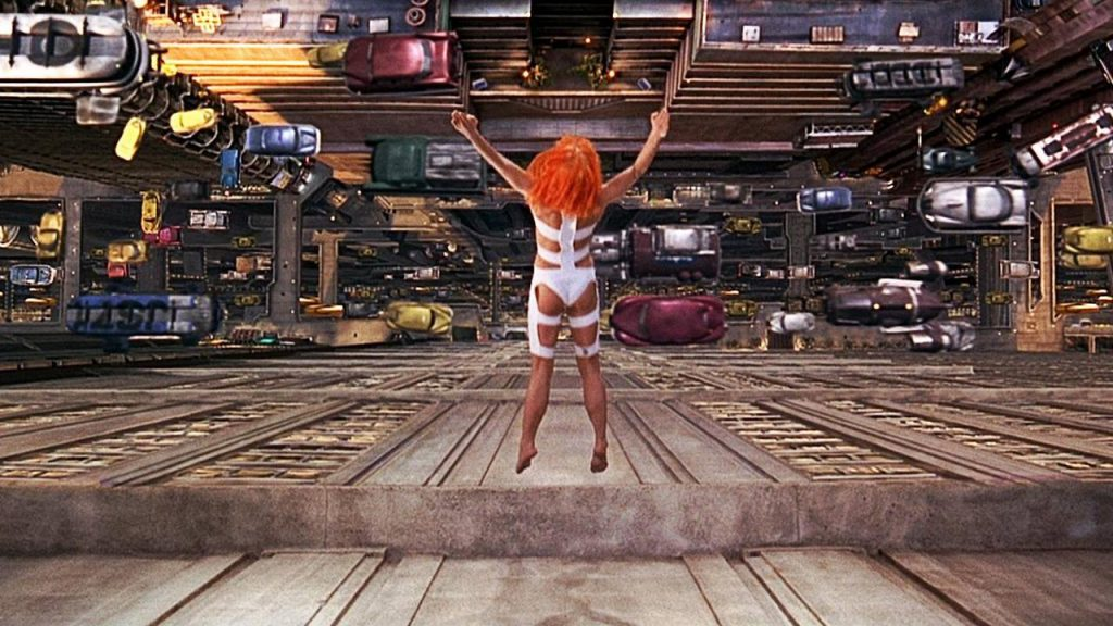 fifth element fall