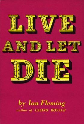 live and let die novel