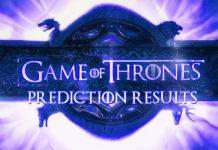thrones prediction