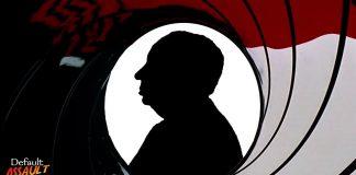 Alfred Hitchcock James Bond
