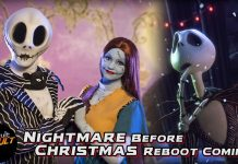 NIGHTMARE BEFORE CHRISTMAS Remake