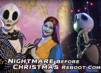 NIGHTMARE BEFORE CHRISTMAS Remake