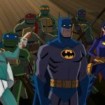 BATMAN VS. TEENAGE MUTANT