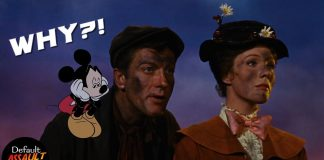Mary Poppins racist