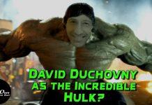 David Duchovny Hulk