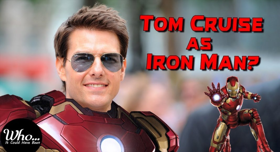 Tom Cruise Iron Man