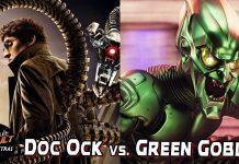 Doc Ock Green Goblin