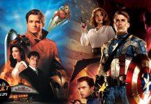Captain America Rocketeer