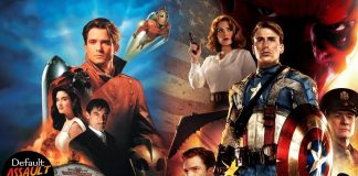 Captain America Rocketeer
