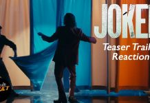 JOKER Teaser Trailer Reaction