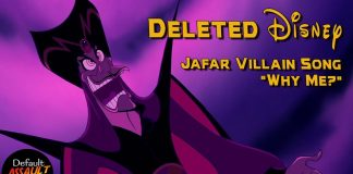 Deleted Jafar Villain Song