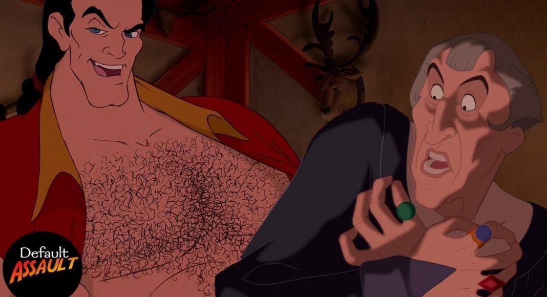 Hellfire vs Gaston