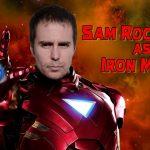 Sam Rockwell IRON MAN