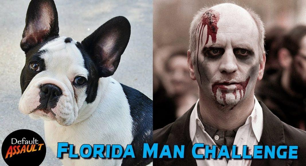 Florida Man Birthday Challenge