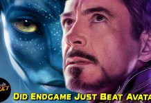 ENDGAME Beats AVATAR