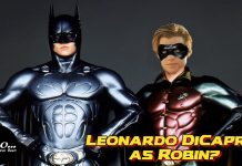 Leonardo DiCaprio Robin