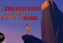 LION KING Bambi