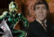 Nicolas Cage SPIDER-MAN