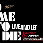 NO TIME TO DIE Title