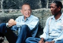 Tom Hanks SHAWSHANK REDEMPTION