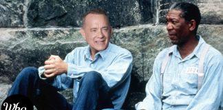 Tom Hanks SHAWSHANK REDEMPTION