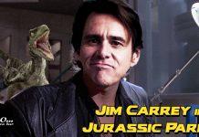 Jim Carrey JURASSIC PARK