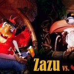 Zazu vs Iago