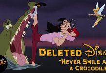 Never Smile at a Crocodile