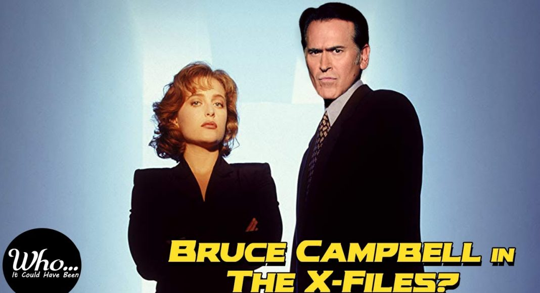 Bruce Campbell X-FILES