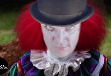 Malcolm McDowell Pennywise