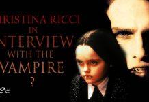 Christina Ricci INTERVIEW VAMPIRE