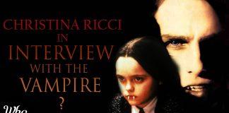 Christina Ricci INTERVIEW VAMPIRE