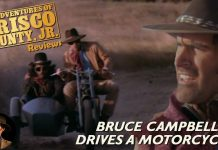 Steel Horses Brisco County