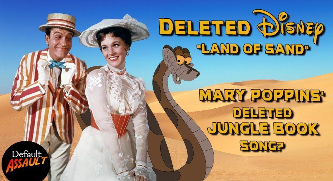 Land Sand Mary Poppins